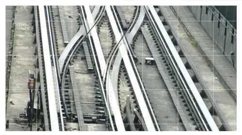 Perfil Especial para infraestructuras ferroviarias y viales