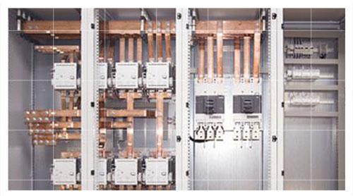 Perfiles metálicos para maquinaria e instalaciones eléctricas